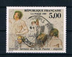 Frankreich 1989 Mi.Nr. 2723 Gestempelt - Frankreich