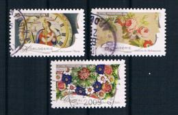 Frankreich 2009 Mi.Nr. 4572/76/82 Gestempelt - Gebraucht