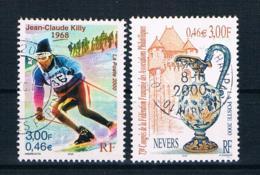 Frankreich 2000 Mi.Nr. 3476/70 Gestempelt - Gebraucht