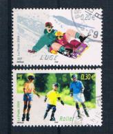 Frankreich 2004 Mi.Nr. 2843/48 Gestempelt - Gebraucht