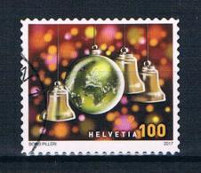 Schweiz 2017 Weihnachten Mi.Nr. ? Einzelmarke Gestempelt - Schweiz