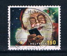 Schweiz 2018 Weihnachten Mi.Nr. ? Einzelmarke Gestempelt - Schweiz