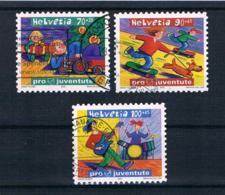 Schweiz 2003 Mi.Nr. 1853/55/56 Gestempelt - Gebraucht
