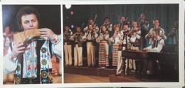 JOK / JOC - The National Academic Dance Ensemble - 1984 - Moldovian Instrument Nai / Pan Fleute - Moldavië