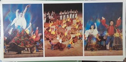 JOK / JOC - The National Academic Dance Ensemble - 1984 - The Dance Suite Of Bessarabian Gipsies - Moldavië