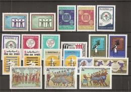 Syrie ( Lot De Timbres Divers Différents De 1972 XXX -MNH) - Syrië