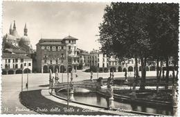 W4329 Padova - Prato Della Valle E Basilica Di Sant'Antonio / Viaggiata 1952 - Padova