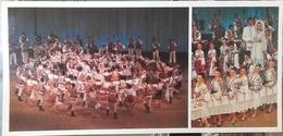JOK / JOC - The National Academic Dance Ensemble - 1984 - Moldavian Wedding Syrba - Moldavië