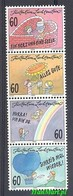 Liechtenstein 1995 Mi 1111-1114 MNH ( ZE1 LCHvie1111-1114 ) - Fêtes