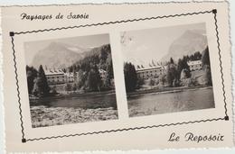 Haute  Savoie  : LE  REPOSOIR  : Vues - Altri Comuni