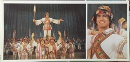 JOK / JOC - The National Academic Dance Ensemble - 1984 - Ritual Dance Kalusharii - Moldavië