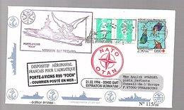 R99 FOCH Mission Balbuzard NATO Otan (209) - France