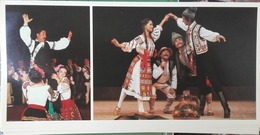 JOK / JOC - The National Academic Dance Ensemble - 1984 - Moldavian Comic Dances My Wife - Moldavië