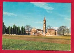 CARTOLINA VG ITALIA - THIENE (VI) - Santuario Madonna Dell'Olmo - P.P. Cappuccini - 10 X 15 - 1968 - Vicenza
