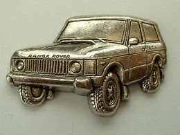 PIN'S RANGE ROVER RELIEF 3D - Pins