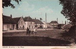 OSLON ( 71 ) - La Place - Altri Comuni