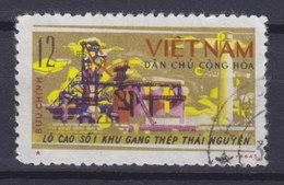 Vietnam 1964 Mi. 295    12 Xu Thai-Ngyen-Stahl- Und Eisenwerk - Vietnam