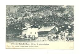 AK Plattkoffel - Hütte - Gasthaus - Um 1900 - Non Classés