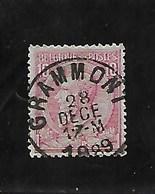 Belgique N° 46 Gramont - 1884-1891 Léopold II