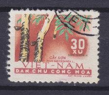 Vietnam 1962 Mi. 200    30 Xu Nutzpflanzen Talgsumach - Vietnam