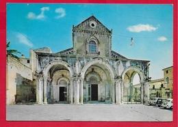 CARTOLINA VG ITALIA - SESSA AURUNCA (CE) - Duomo Di S. Pietro - 10 X 15 - 1987 - Caserta