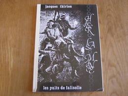 Hier La Mine LES PUITS DE FALISOLLE Régionalisme Namur Mines Charbonnages Borinage Houille Charbon Auvelais Tamines - Belgique