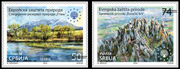 Serbia 2019. European Nature Protection, Special Nature Reserve Rtanj, Monument Of Nature, MNH - Vegetables