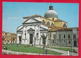 CARTOLINA VG ITALIA - VENEZIA - Chiesa Concattedrale S. Pietro Di Castello - 10 X 15 - 1981 - Venezia