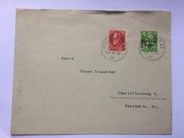 BAVARIA 1920 Cover Munich To Charlottenburg - Bavière