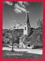CARTOLINA VG ITALIA - S. VITO DI CADORE (BL) - Chiesa Madonna Della Difesa - 10 X 15 - 1967 - Belluno