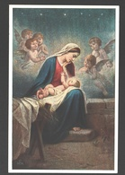 Maria With Child Jezus - Angel / Engel - Vierge Marie & Madones