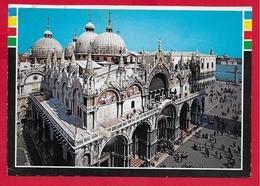CARTOLINA VG ITALIA - VENEZIA - Basilica Di S. Marco - 10 X 15 - 1989 - Venezia