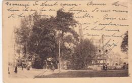 SCHAERBEEK / PLACE VERBOEKHAEVEN / TRAM / TRAMWAYS 1922 - Schaarbeek - Schaerbeek