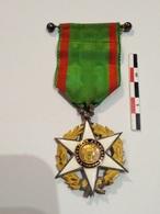 Médaille Mérite Agricole 1883 - Francia