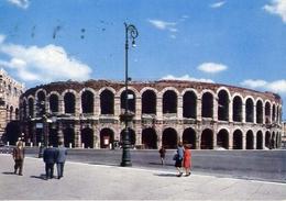 Verona - Arena - 29-41 - Formato Grande Viaggiata – E 13 - Verona
