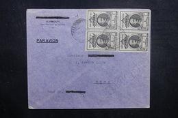 CÔTE DES SOMALIS - Enveloppe De Djibouti Pour La France En 1941  Affranchissement Plaisant - L 40546 - Lettres & Documents