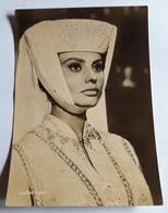 Portrait SOPHIA LOREN # Alte Progress-Star-Foto-AK, Ca. 10,5 X 15 Cm # [19-66] - Schauspieler