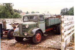 35mm ORIGINAL PHOTO UK OLD TRUCKS - F126 - Cars