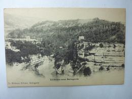 Le Rhône Sous Bellegarde - Bellegarde