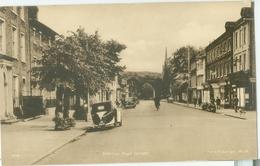 Marlow; High Street (old Cars) - Circulated. - Buckinghamshire