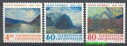 Liechtenstein 1995 Mi 1108-1110 MNH ( ZE1 LCH1108-1110 ) - Vacances & Tourisme
