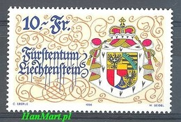 Liechtenstein 1996 Mi 1136 MNH ( ZE1 LCH1136 ) - Timbres