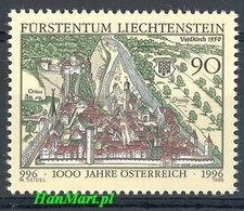 Liechtenstein 1996 Mi 1137 MNH ( ZE1 LCH1137 ) - Architecture