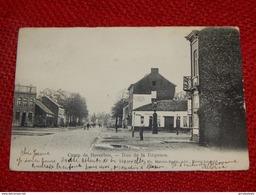 LEOPOLDSBURG  - BOURG-LEOPOLD  -  Camp De Beverloo - Rue De La Régénce   -  1904 - Leopoldsburg (Camp De Beverloo)