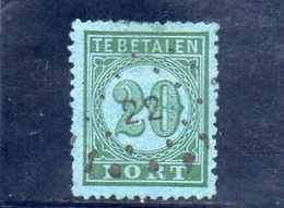 INDE 1874 O AMINCI - Nederlands-Indië