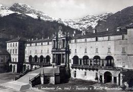 Oropa Santuario - Faccita E Monte Mucrone - Formato Grande Non Viaggiata – E 13 - Vicenza