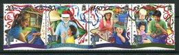 Pitcairn Islands 2000 Christmas Set HM (SG 583-586) - Briefmarken