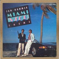 "7"" Single, Jan Hammer, Miami Vice Theme - Disco, Pop"