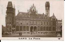GAND   LA POSTE        ( ECRITE1924  ) - Gent