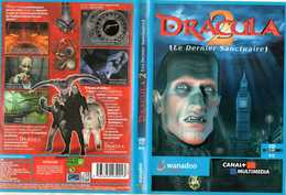 "PC06 : Jeu PC ""Dracula 2"" - PC-Games"